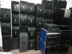 上海专业回收KTV设备
